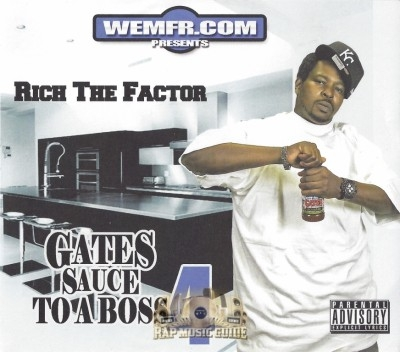 Rich The Factor - Gates Sauce To A Boss 4