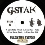 G-Stak - World Wide Hustlin EP