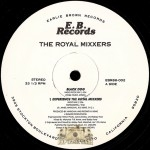 Royal Mixxers - Black Dog