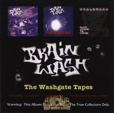 Brainwash - The Washgate Tapes