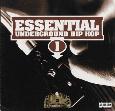 Landspeed Records - Essential Underground Hip Hop 1