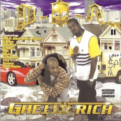 D.O.A. - Ghetto Rich