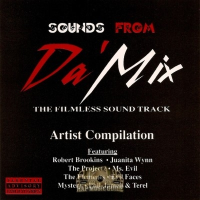 Sounds From Da' Mix - The Filmless Soundtrack: Artist Compilation