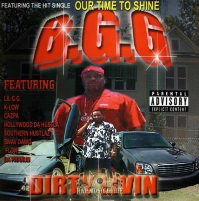 B.G.G. - Dirty Livin