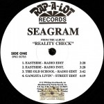 Seagram - Reality Check EP