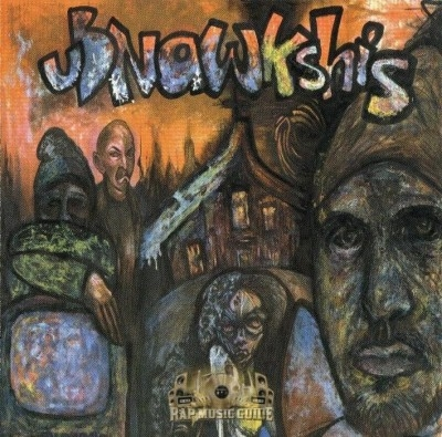 Ubnawkshis - Antikz Of The Ragged