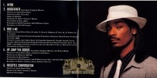 Snoop Doggy Dogg - Tha Doggfather: 1st Press  CD | Rap Music Guide