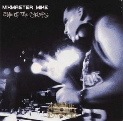 Mix Master Mike - Eye of The Cyklops