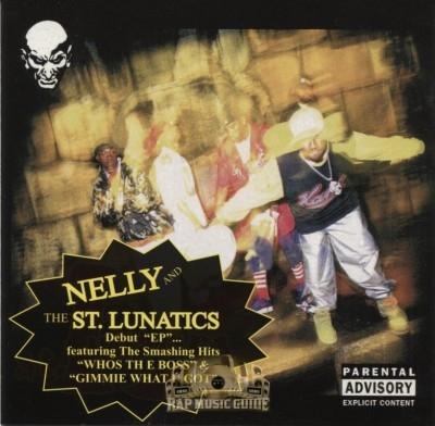 The St. Lunatics - The Debut E.P.