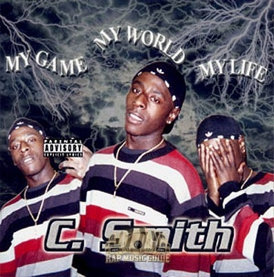 C. Smith - My Game My World My Life