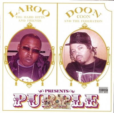 Laroo The Hard Hitta & Doon Coon Presents - Purple