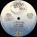 P.D.F. Crew - Do It / Drop The Bass