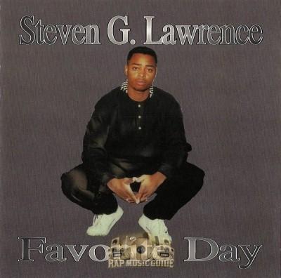 Steven G. Lawrence - Favorite Day
