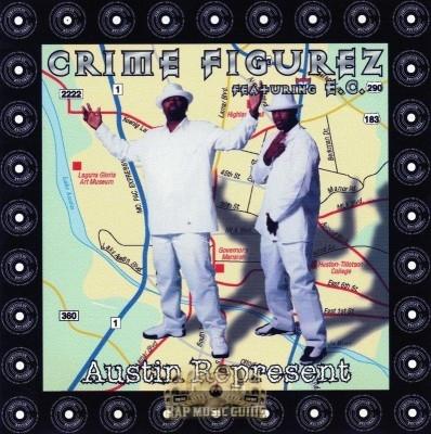 Crime Figurez - Austin Represent