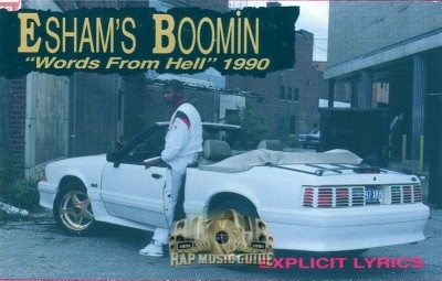 Esham's Boomin - Words From Hell