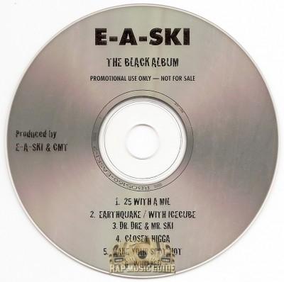 E-A-Ski - The Black Album