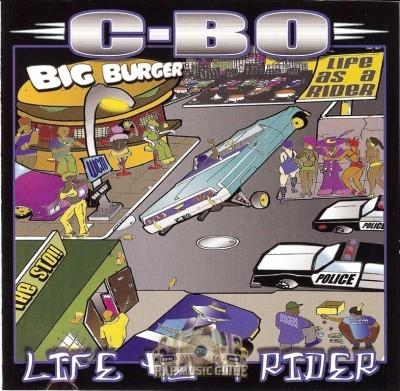 C-Bo - Life As A Rider