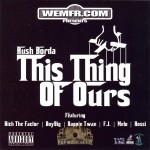 Rush Borda - This Thing Of Ours
