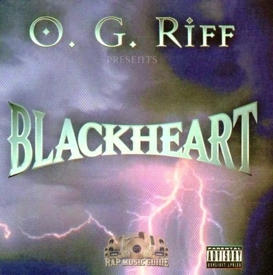 O.G. Riff Presents - Blackheart
