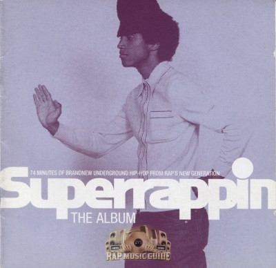 Superrappin - The Album