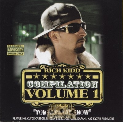 Rich Kidd - Compilation Vol. 1: You Already Know