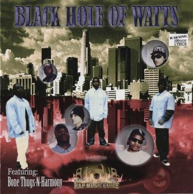 Black Hole Of Watts - Black Hole Of Watts