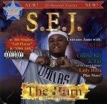 S.E.J. - The Burn