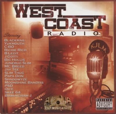 Various Artists - West Coast Radio