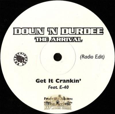 Doun 'N Durdee - Get It Crankin'