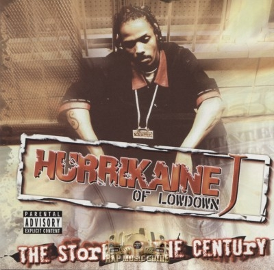 Hurrikaine J - The Storm Of The Century