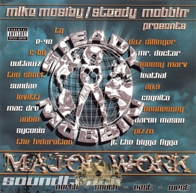 Mike Mosley - Major Work Soundtrack
