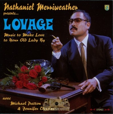 Nathaniel Merriweather Presents Lovage - Music To Make Love To Your Old Lady By