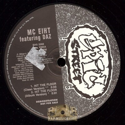 MC Eiht - Hit The Floor