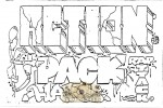 Battery Brain - Action Pack Rap Attack