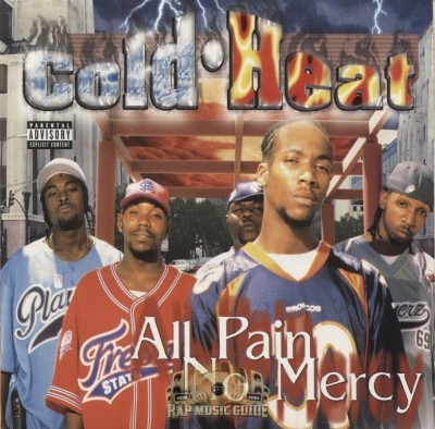 Cold Heat - All Pain No Mercy