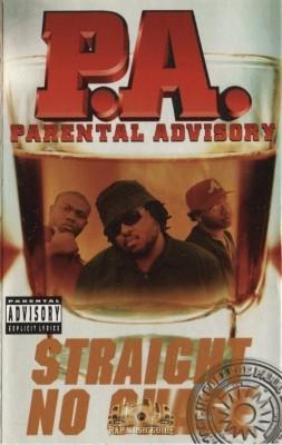 Parental Advisory - Straight No Chase