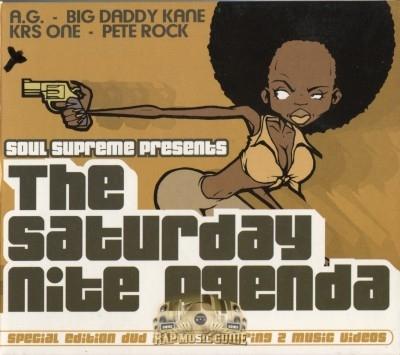 Soul Supreme Presents - The Saturday Nite Agenda