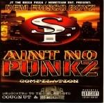 JT The Bigga Figga - Dem Frisco Boyz Aint No Punkz Compilation