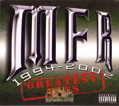 MFR - Greatest Hits 1994-2002