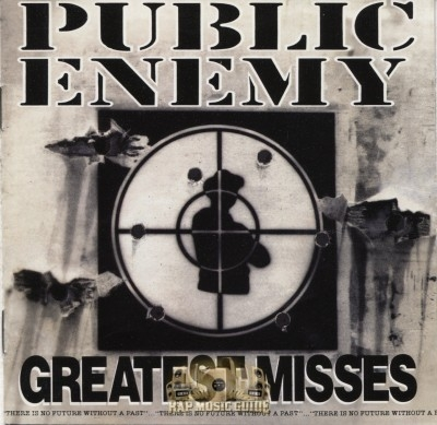 Public Enemy - Greatest Misses