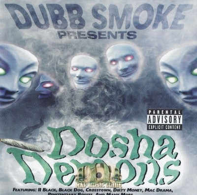 Dosha Demons - Dubb Smoke Presents