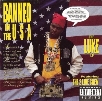2 Live Crew - Banned In The USA