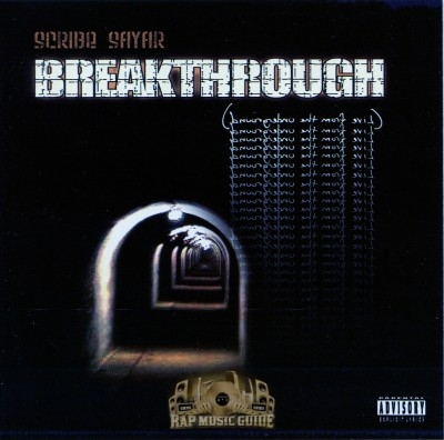 Scribe Sayer - Breakthrough