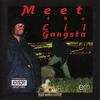 Lil Gangsta P - Meet the Lil Gangsta