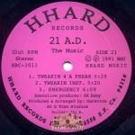 21 A.D - The Music