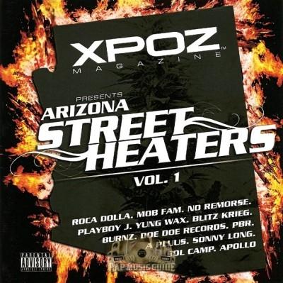 XPOZ Magazine - Arizona Street Heaters