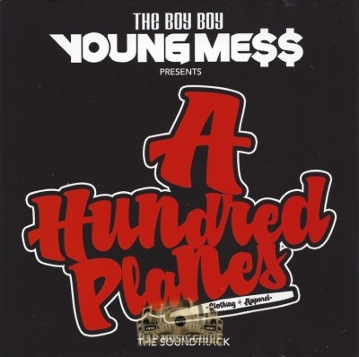 The Boy Boy Young Mess Presents - A Hundred Planes Clothing & Apparel