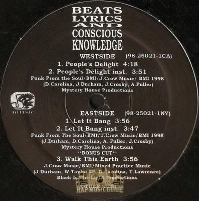 B.L.A.C.K. - People's Delight