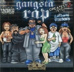 LA County Raiders - Gangsta Rap's Greatest Hits 2