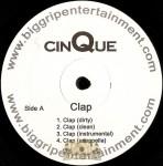 Cinque - Clap / Bad Girl